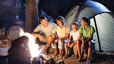 Protecting Your Campsite from Wild Animals