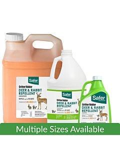 Safer Brand® Critter Ridder® Deer & Rabbit Repellent Concentrate